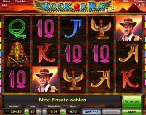 Book of Ra – von der Spielbank ins Online-Casino