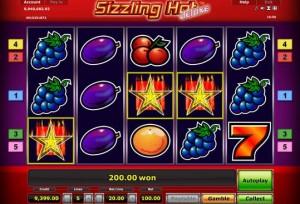 Sizzling Hot – von der Spielbank ins Online Casino